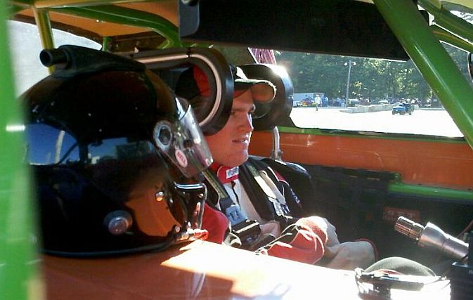 Bradley babb racing babb forced to retire early from pass for Bradley motors hudson new hampshire