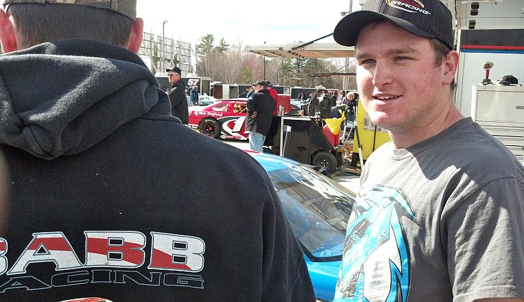 Bradley babb babb finishes 17th in pass 150 at beech for Bradley motors hudson new hampshire
