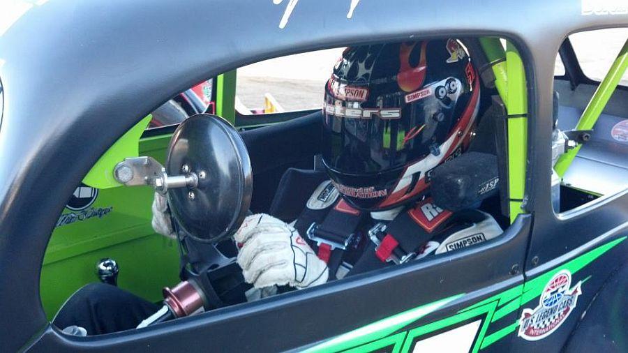 New England NELCAR Legends racing