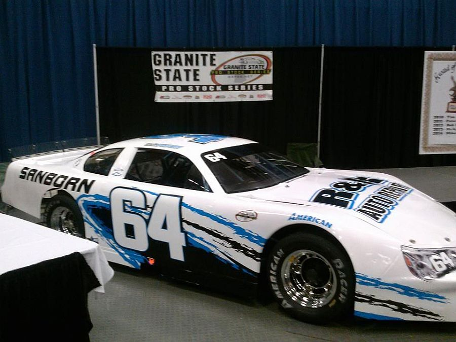 Racing Means Much More To Gspss Rookie Matty Sanborn New