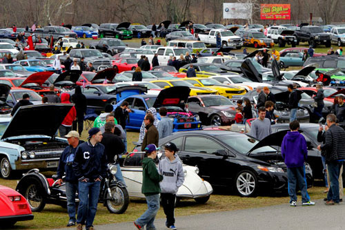 Second Annual Spike's Ride for Sandy Hook is May 3