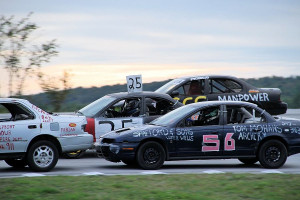 """The wild-and-crazy Enduro Series comes to Devil's Bowl Speedway's """"Facebook Friday"""" event on June 6.  Facebook fans will receive buy-one-get-one-free admission tickets by printing a coupon from the track's official Facebook page.  (MemorEvents photo)"""