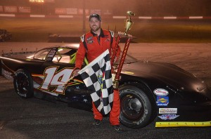 Monadnock May 31st, Matt Frahm Victory Lane