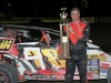 Vince Quenneville, Jr. of Brandon, VT was crowned the inaugural Northern Modified Challenge Series champion following the OctoberFast 100 at Canaan Dirt Speedway.