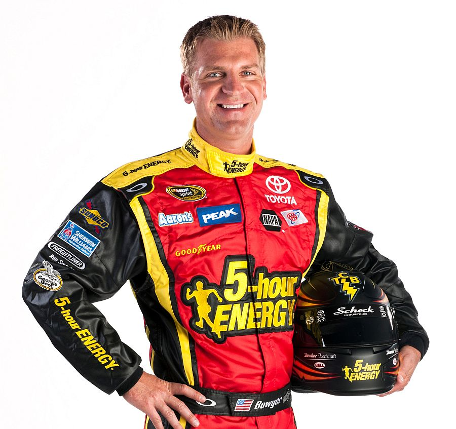 NASCAR Star Clint Bowyer Set to Tackle Thunder Road New